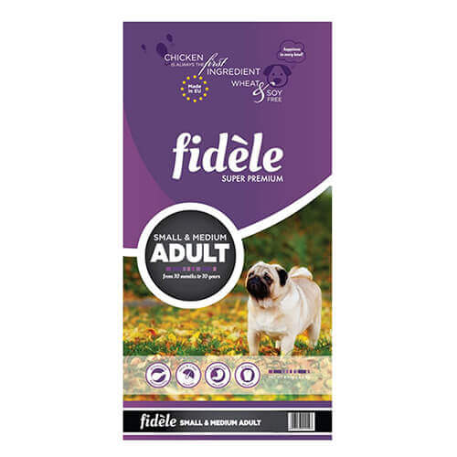 Fidele Adult Small & Medium 4 Kgs