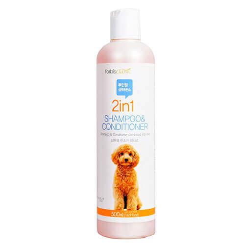 Forbis Classic 2 in 1 Shampoo & Conditioner, 500 ml