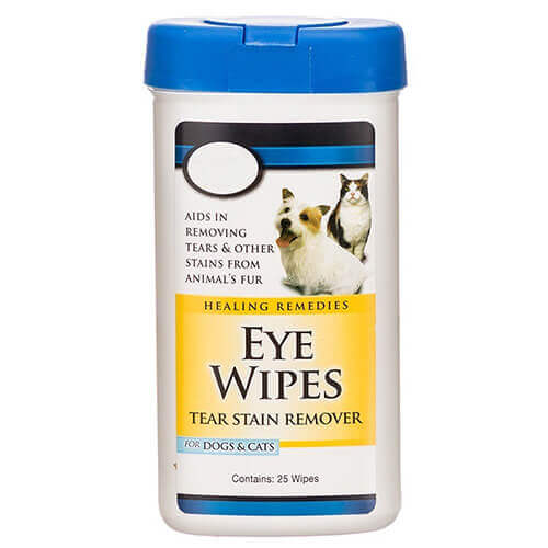 Eye Wipes Tear Stain Remover