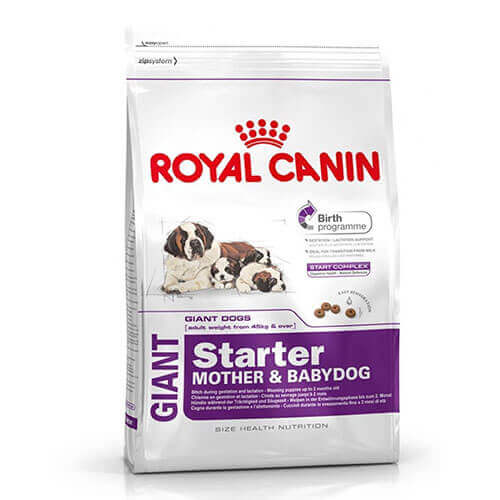 Royal Canin Giant Starter 4 KG Pack