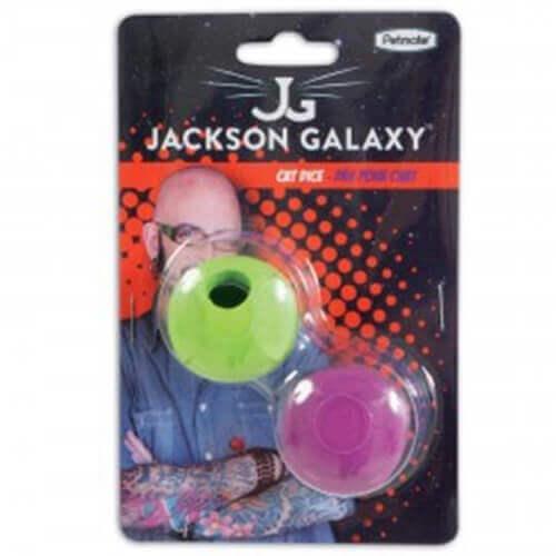 Jackson Galaxy Cat Dice Hollow & Soft Pack