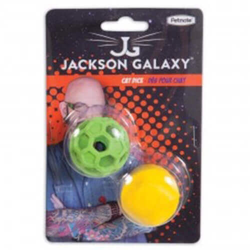 Jackson Galaxy Cat Dice Pack
