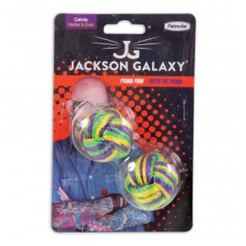 Jackson galaxy puma paw with catnip ball for Jackson galaxy pet toys