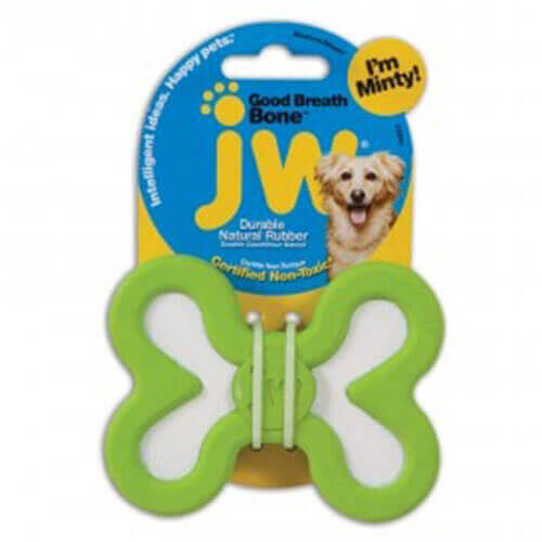 JW Good Breath Bone (Green)