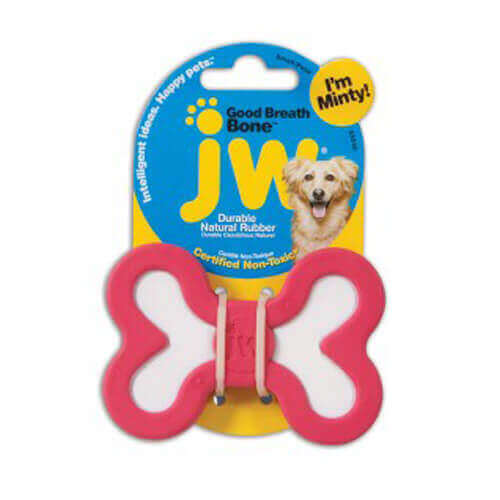 JW Good Breath Bone (Red)