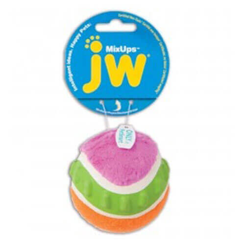 JW Mixups Ribbed Ball MED