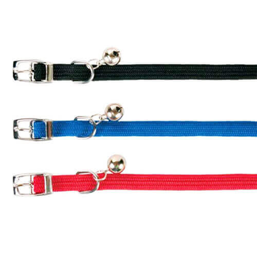 Trixie Pet Cat Collars (6 Set)