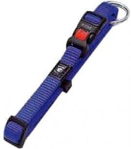 Karlie Art Sportiv Plus Collars, 40-55 cm x 20 mm, Blue