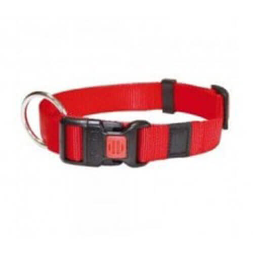 Karlie Art Sportiv Plus Collars, 40-55 cm x 20 mm, Red
