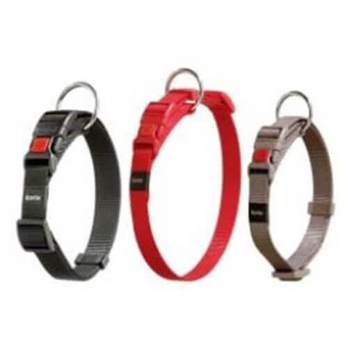 KARLIE ART SPORTIVE PLUS COLLARS 10MM RED (XS)