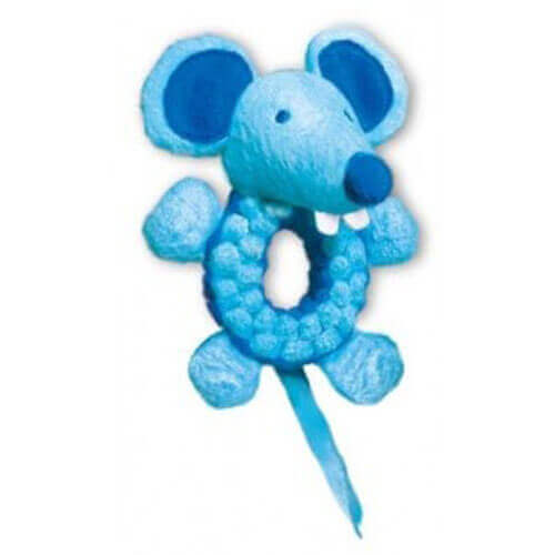 Kong Braidz Round Mouse Cat Toy
