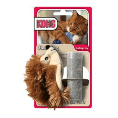 Kong Hedgehog Cat Toys