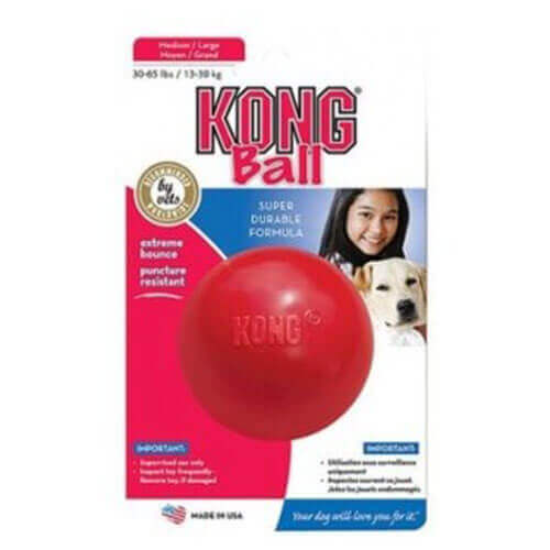 Kong Medium Ball Dog Toys