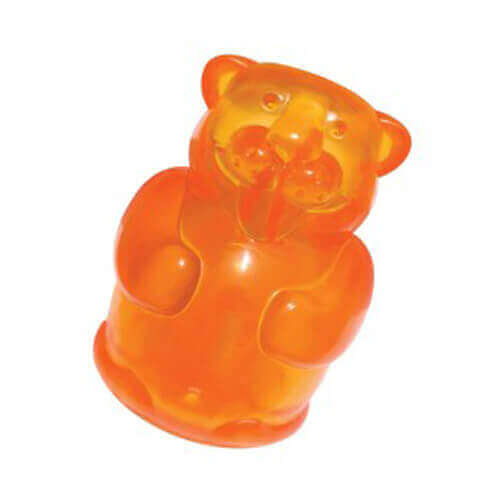 Kong Medium Squeezz Jels Beaver Dog Toy