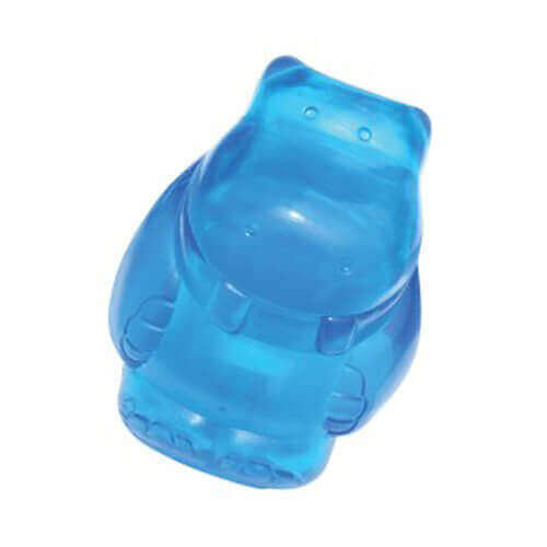 Kong Medium Squeezz Jels Hippo Dog Toy
