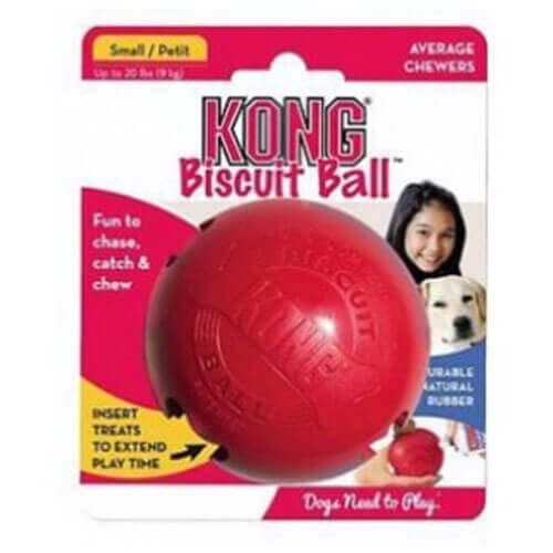 Kong Small Ball Dog Toys