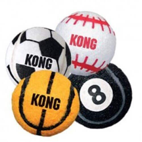 Kong sports ball small
