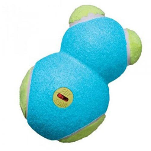 KONG'S-Medium Off/On Squeaker Bear SINGLE