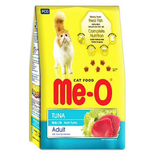 ME-O TUNA CAT FOOD ADULT 3KG