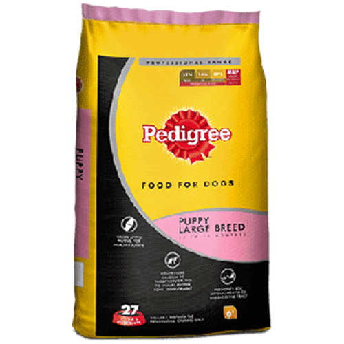 Pedigree Puppy Large Breed 10 kg