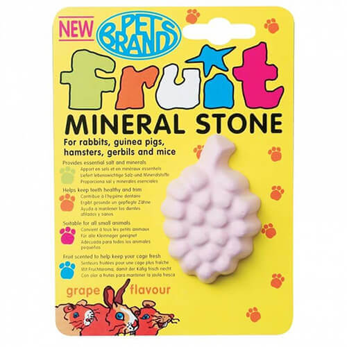 Pet Brands Fruit Mineral Stone For Small Pets