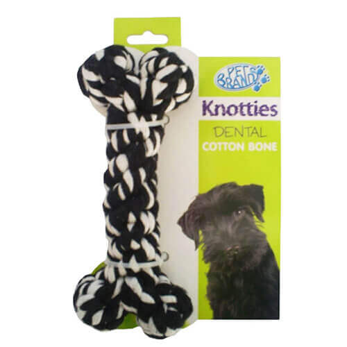 Pet Brands Knotty Bone (Large)