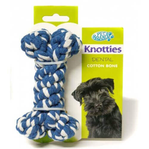 Pet Brands Knotty Bone Medium 70 Cm