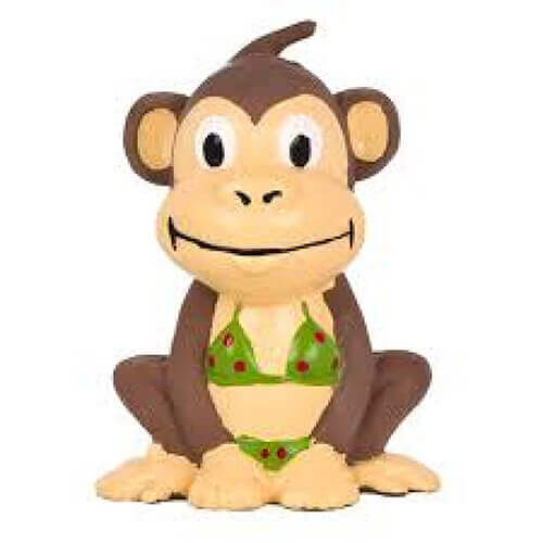 Pet Brands Monkey Latex Toys For Dogs