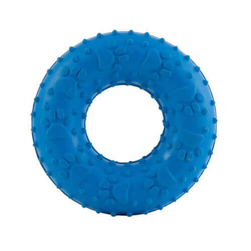 Pet Brands Rubber Dog Toy Pack - RUBBA TUFF HOOP