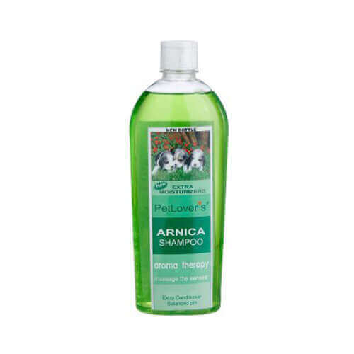 Pet Lover's Arnica Dog & Cat Shampoo 500 ML