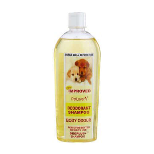 Pet Lover's Deodorant Dog & Cat Shampoo 500ML