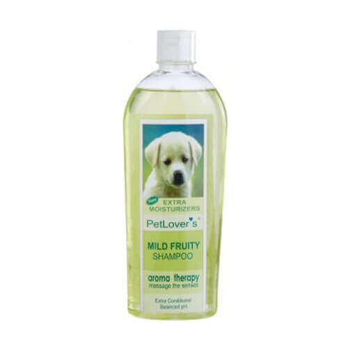 Pet Lover's Mild Fruity Dog & Cat Shampoo 500ml