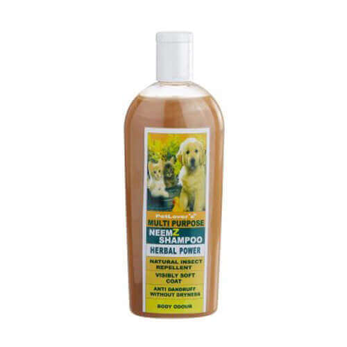 Pet Lover's Neemz Dog & Cat Shampoo 500ML