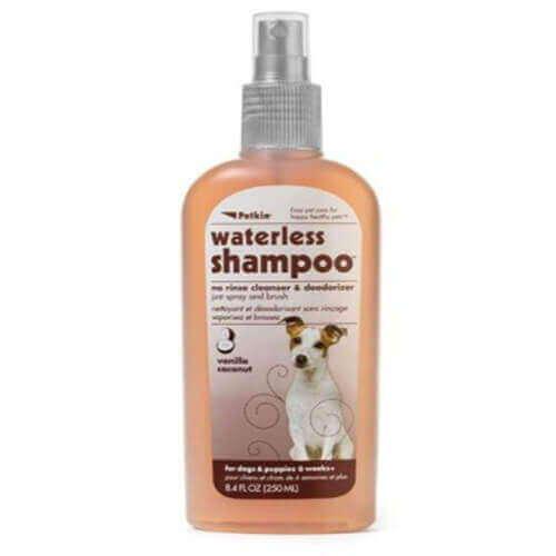 Petkin Waterless Shampoo No Rinse Cleanser & Deodorizer