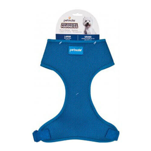 Petmate Adjustable Standard Core Mesh Harness Large