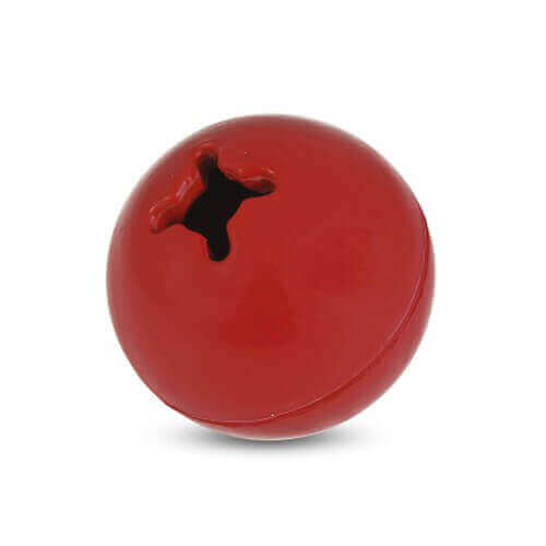Dogzilla Treatball, Small, Red