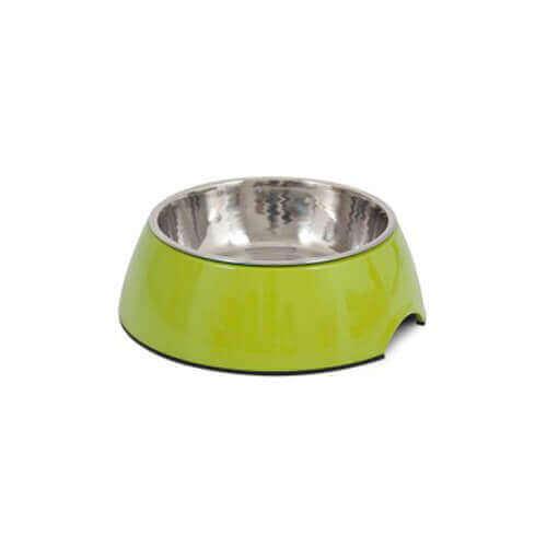 Petmate Italia Bowl (Green)