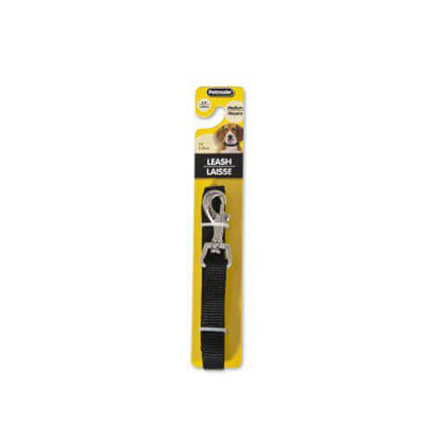 Petmate leash medium (Black)