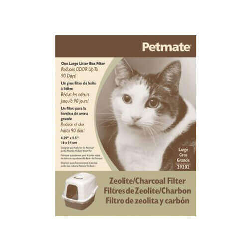 Petmate Zeolite Litter Box Filter - Large