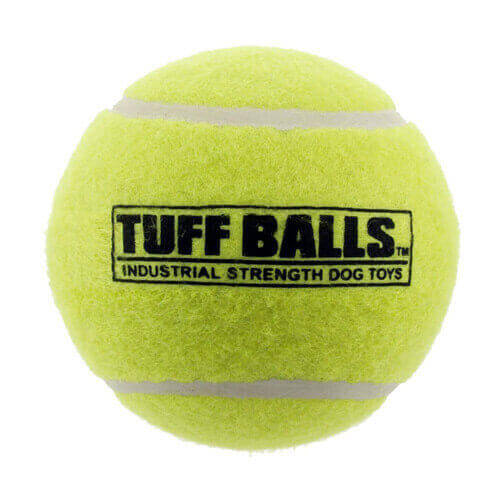 Petsport Giant Tuff Ball Dog Toy, 4 inches