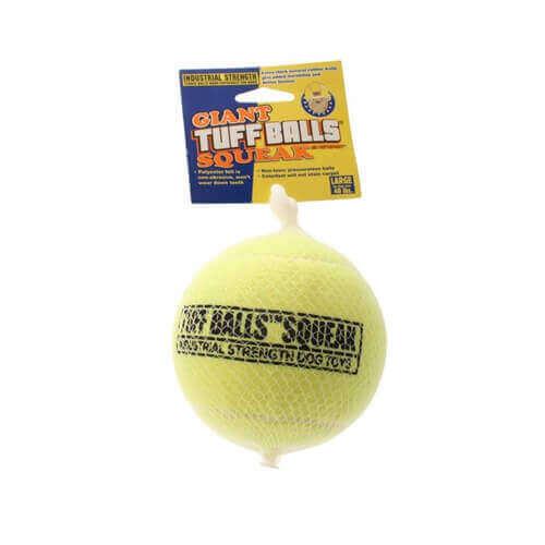 Petsport Giant Tuff Ball Squeak Toy