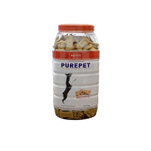 Purepet Biscuits With Chicken Flavor 1 KG