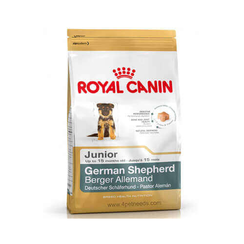 Royal Canin German Shepherd Junior, 12 kg