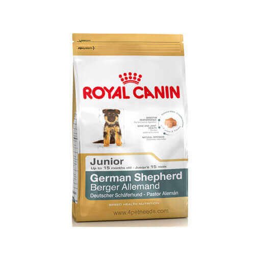 Royal Canin German Shepherd Junior 3 KG Dog Food