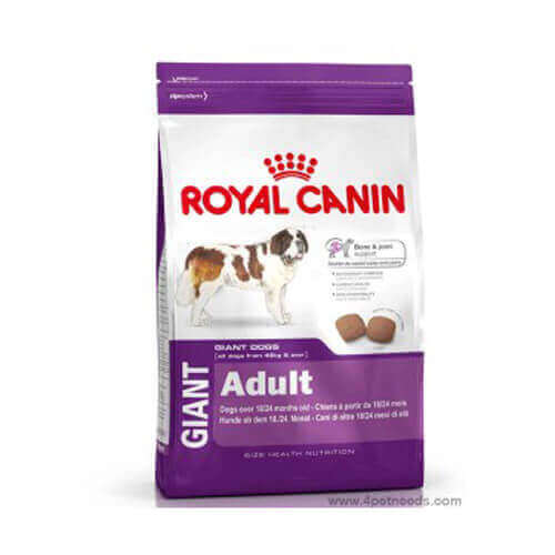 Royal Canin Giant Adult 4 KG Pack