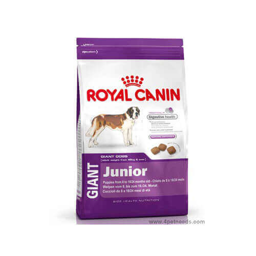 Royal Canin Giant Junior 4 KG Dog Food