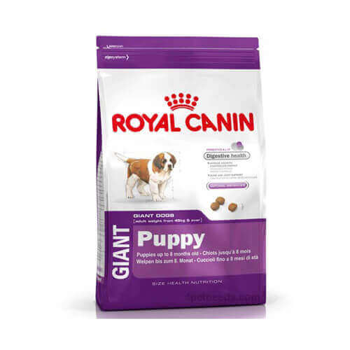 Royal Canin Giant Puppy 4 KG Dog Food