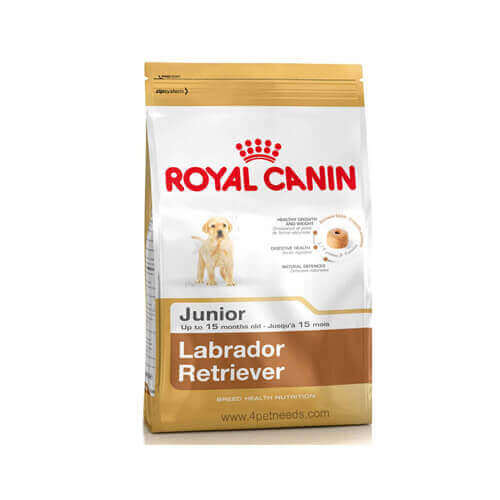 Royal Canin Labrador Junior 3 Kg