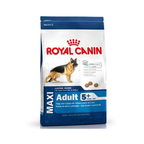 Royal Canin Maxi Adult (5+ years) - 4 KG Dog Food