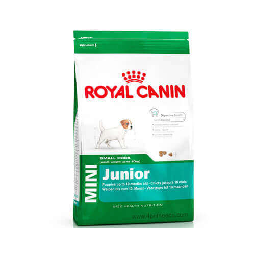 Royal Canin Mini Junior, 800Gms
